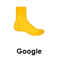 Foot on Google Android