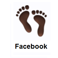 Footprints on Facebook
