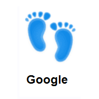 Footprints on Google Android