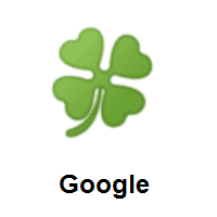 Four-Leaf Clover on Google Android