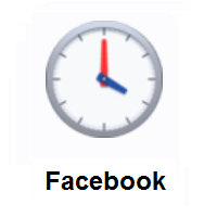 Four O'clock on Facebook