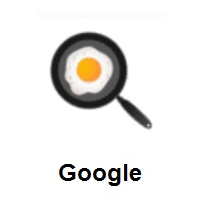 Fried Egg on Google Android