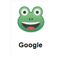 Frog on Google Android