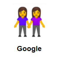 Girlfriendship on Google Android