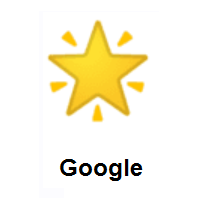 Glowing Star on Google Android