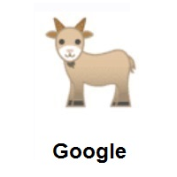 Goat on Google Android