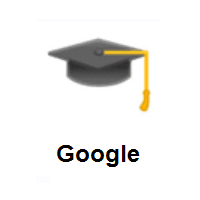 Graduation Cap on Google Android