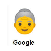 Grandmother on Google Android