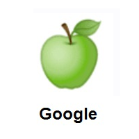 Green Apple on Google Android