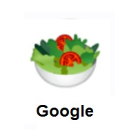 Green Salad on Google Android