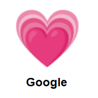 Growing Heart on Google Android