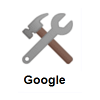 Hammer and Wrench on Google Android