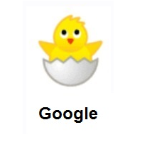 Hatching Chick on Google Android