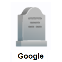 Headstone on Google Android
