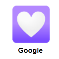 Heart Decoration on Google Android