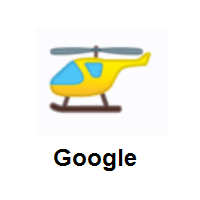 Helicopter on Google Android
