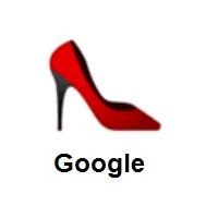 High-Heeled Shoe on Google Android