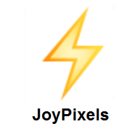 High Voltage on JoyPixels
