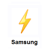 High Voltage on Samsung