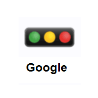 Horizontal Traffic Light on Google Android