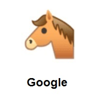Horse Face on Google Android