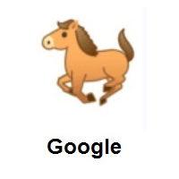 Horse on Google Android