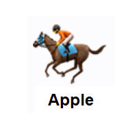 Horse Racing on Apple iOS