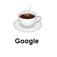 Hot Beverage on Google Android