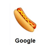 Hot Dog on Google Android