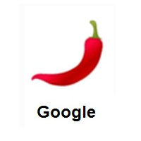 Hot Pepper on Google Android