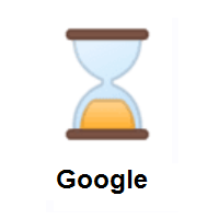 Hourglass Done on Google Android