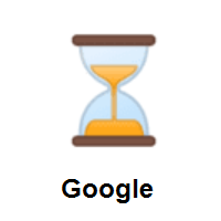 Hourglass Not Done on Google Android
