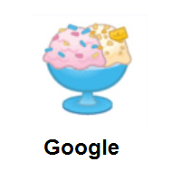 Ice Cream Cocktail on Google Android