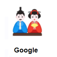 Japanese Dolls on Google Android