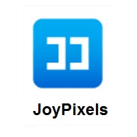 "Japanese ""Here� Button on JoyPixels"
