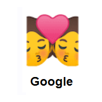 Kiss on Google Android