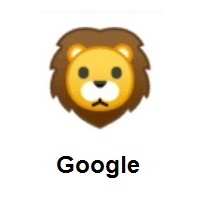 Lion on Google Android