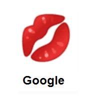 Lips on Google Android