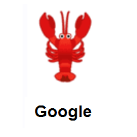 Lobster on Google Android