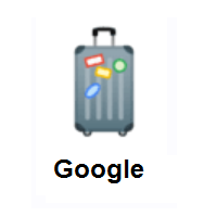 Luggage on Google Android