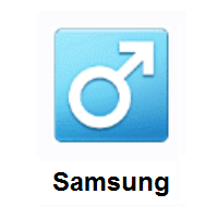 Male Sign on Samsung