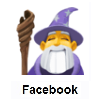 Man Mage on Facebook