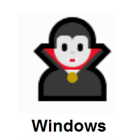 Man Vampire on Microsoft Windows