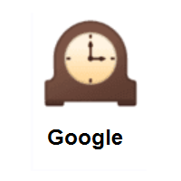 Mantelpiece Clock on Google Android