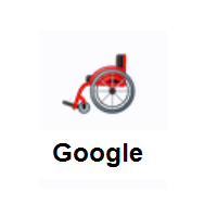 Manual Wheelchair on Google Android