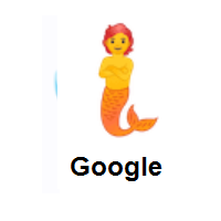 Merperson on Google Android