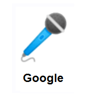 Microphone on Google Android