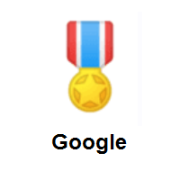 Military Medal on Google Android