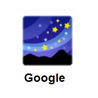 Milky Way on Google Android