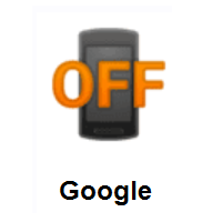 Mobile Phone Off on Google Android
